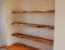 Bespoke Shelving Wood Works Brighton