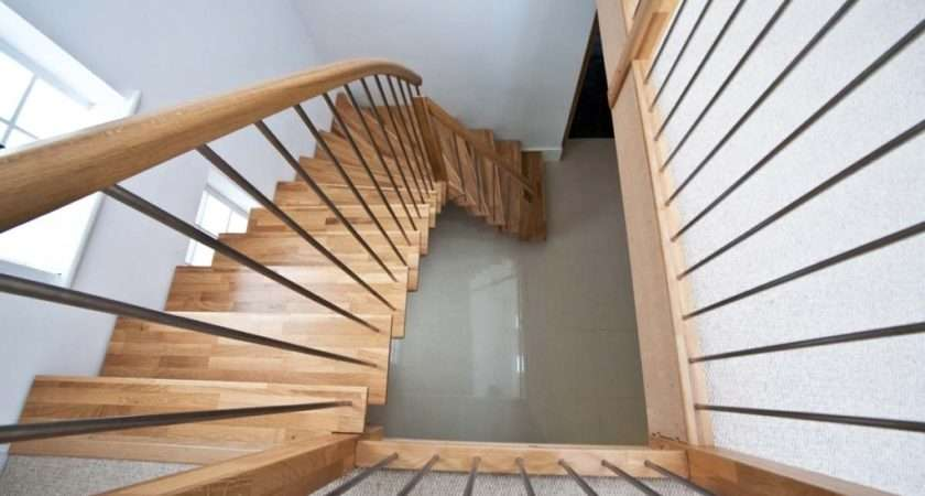 Bespoke Timber Staircase New Malden Spiral Staircases