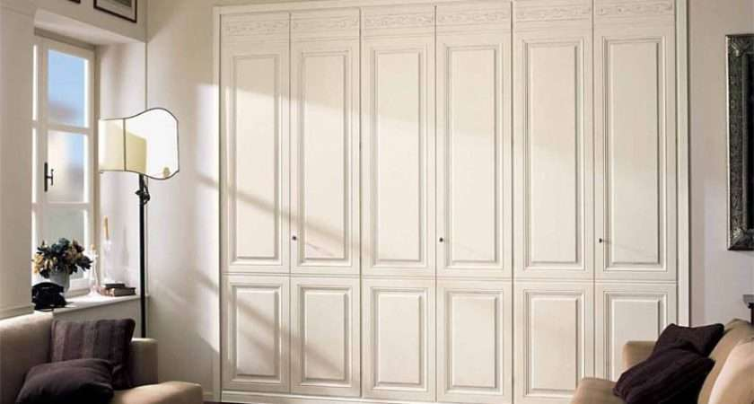 Bespoke Traditional Shaker Style Closets Delivered
