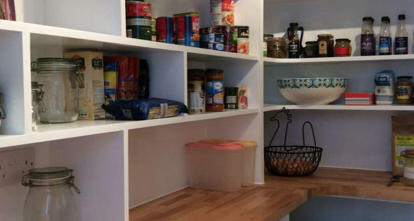 Best Awesome Walk Pantry Design Plans Australia