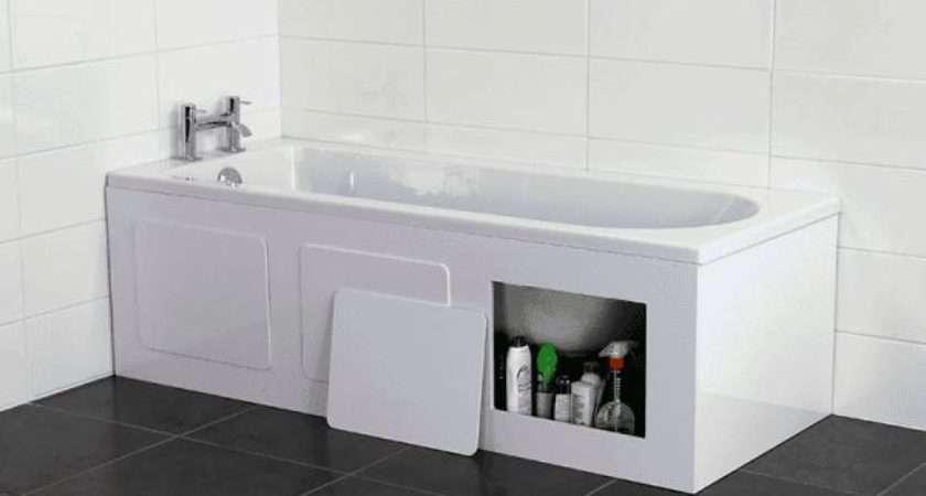 Best Bath Panel Ideas Pinterest Bathtub Storage
