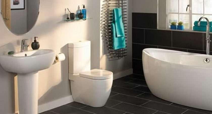 Best Bathroom Floor Covering Ideas Like Big Tiles