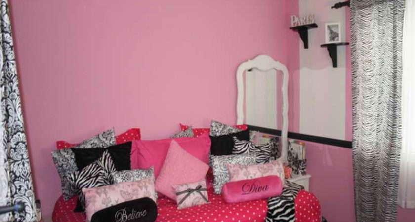 Best Bedrooms Design Paris Themed Girls Room Ideas