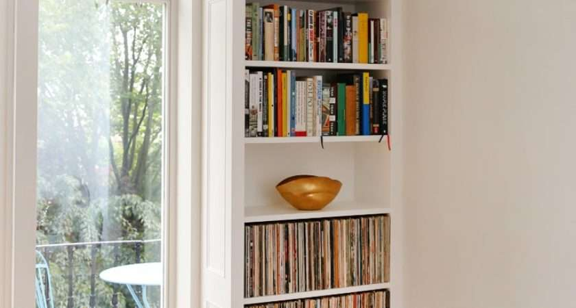 Best Bespoke Bookshelves