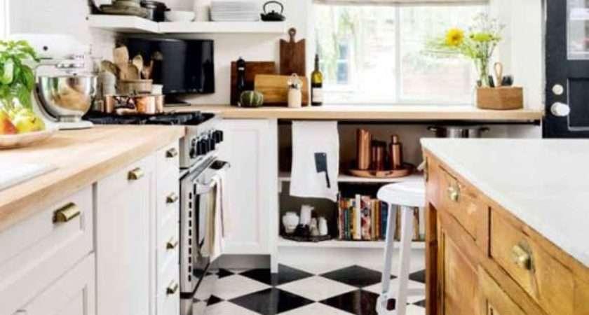 Best Black White Kitchens Pinterest