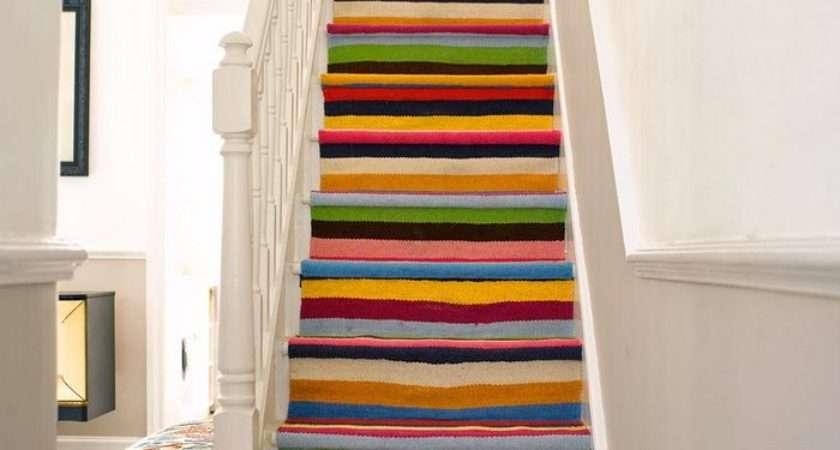 Best Bright Stairs Ideas Pinterest