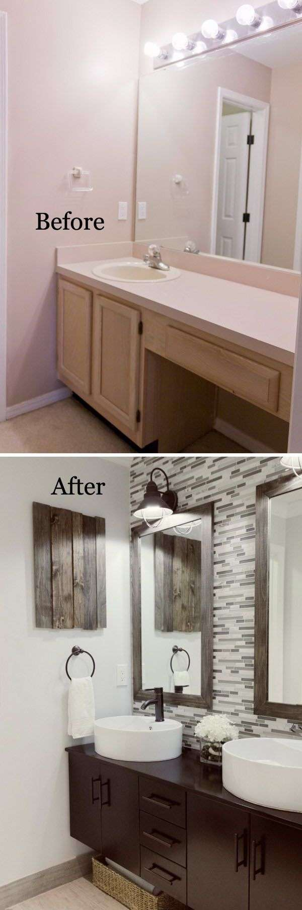 Best Budget Friendly Bathroom Makeover Ideas