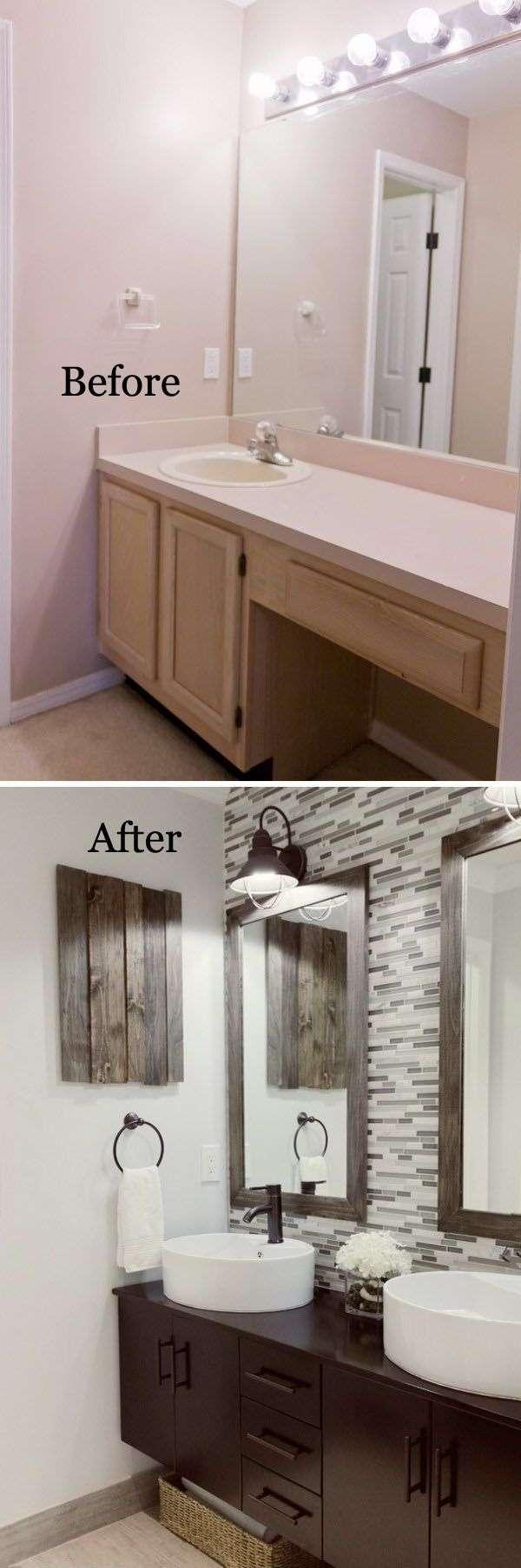 Best Budget Friendly Bathroom Makeover Ideas