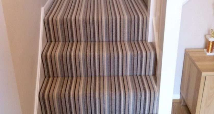 Best Carpet Hallway Stairs Modern Style Home
