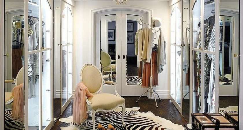 Best Celebrity Closets Popsugar Home