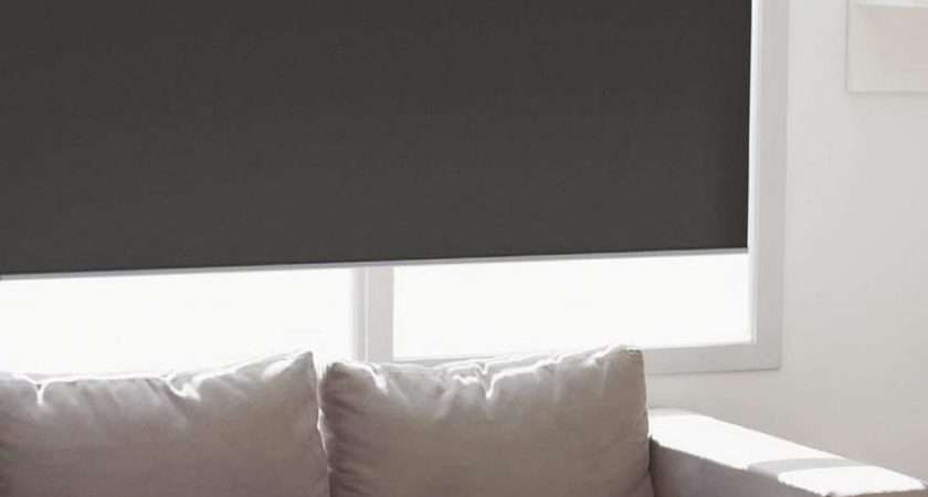 Best Choice Block Out Light Blackout Roller Shades