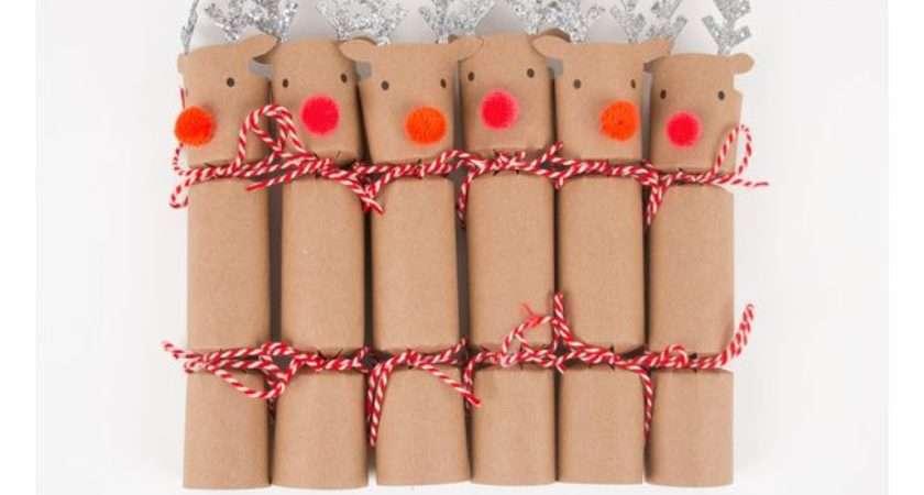 Best Christmas Crackers Ideas Pinterest Diy