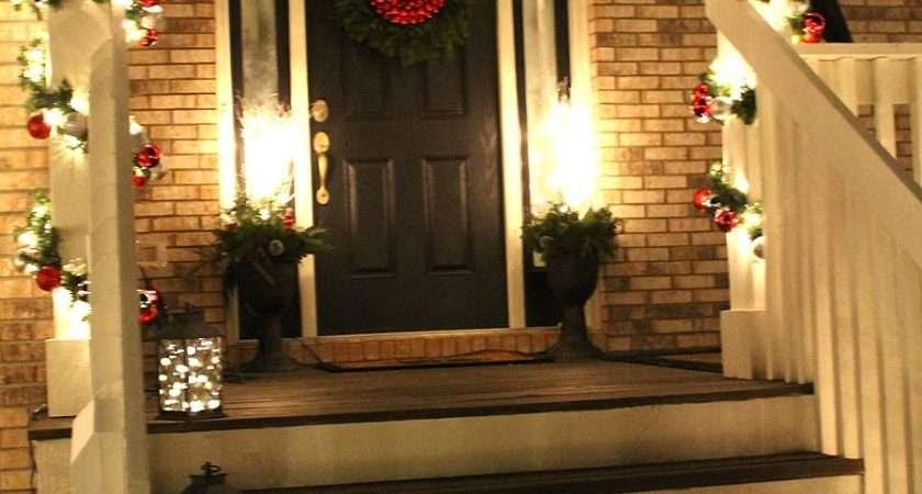 Best Christmas Porch Decoration Ideas