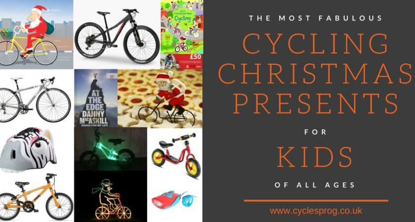 Best Christmas Presents Cycling Kids Gift Guide