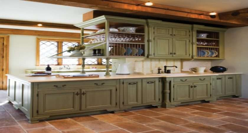Best Colors Kitchen White Cabinets