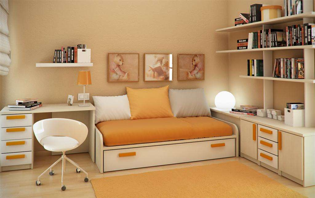 Best Colours Small Bedrooms Color Paint Bedroom