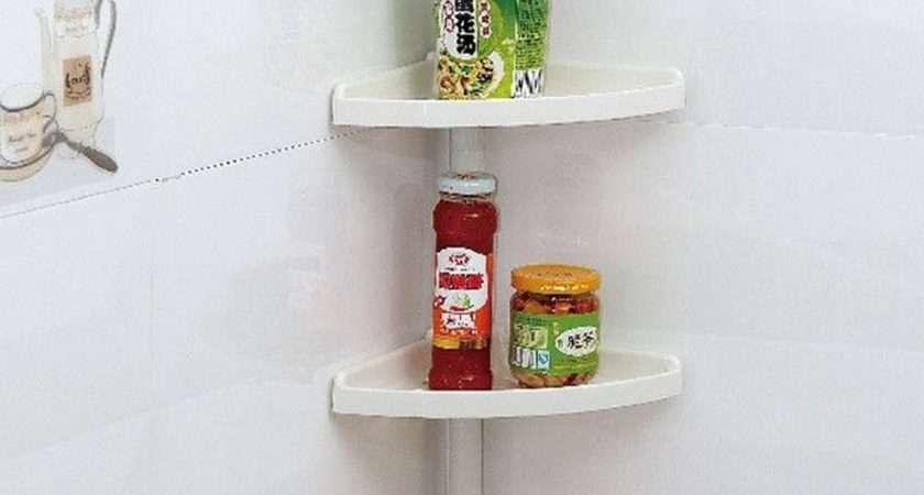 Best Corner Shelves Bathroom