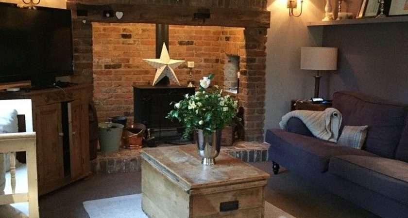 Best Cottage Living Rooms Ideas Pinterest