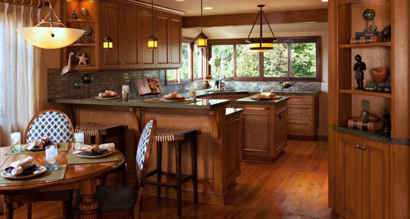 Best Craftsman Style Home Interior Design