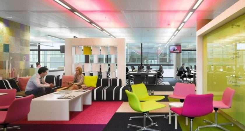 Best Creative Office Interior Design Home