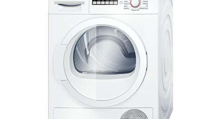 Best Deals Bosch Wtw Eco White Tumble Dryer
