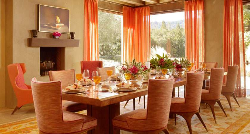 Best Dining Room Decoration Photos
