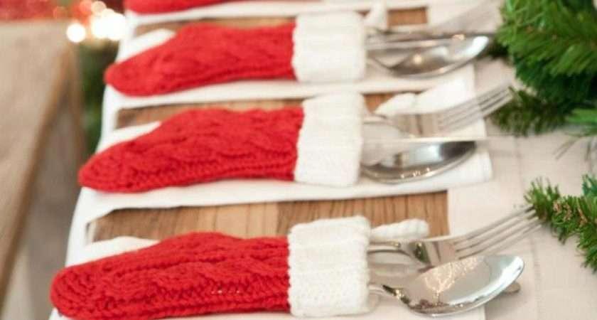 Best Diy Christmas Table Decoration Ideas
