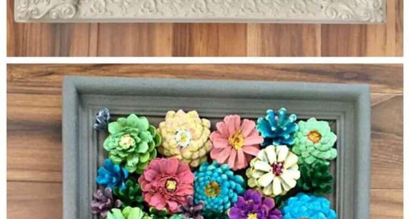 Best Diy Pine Cone Crafts Ideas Designs