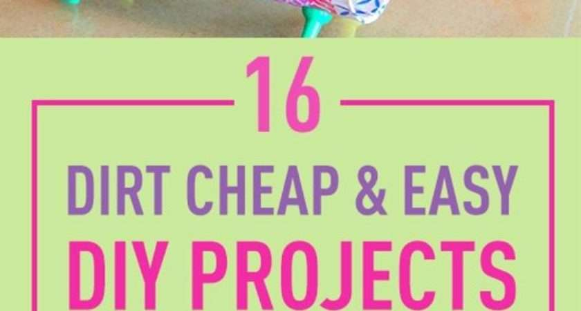 Best Easy Diy Projects Ideas Pinterest Fun