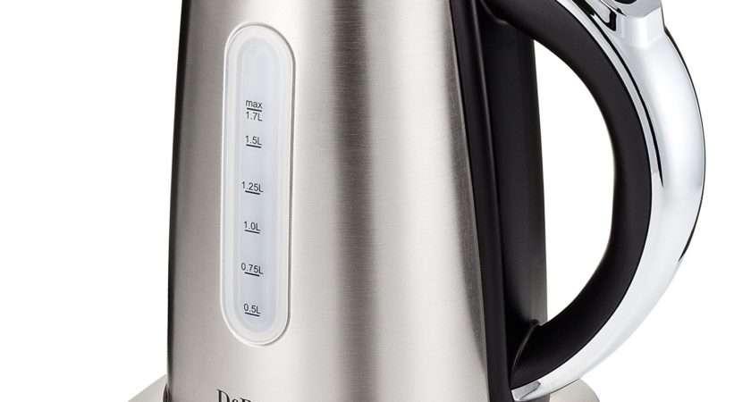 Best Electric Tea Kettles Plastic Reviews