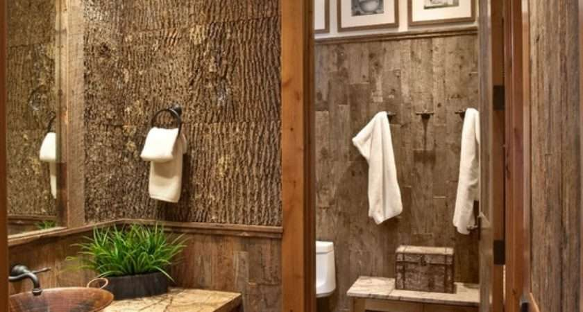 Best Examples Rustic Home Decor Mostbeautifulthings