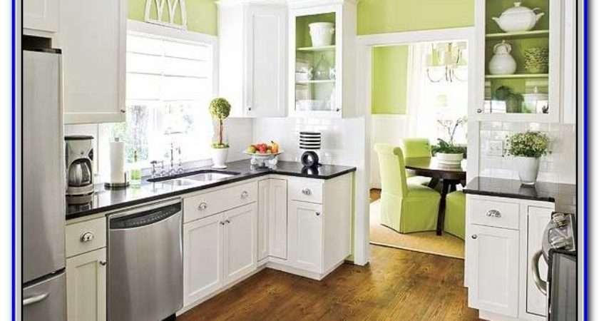 Best Green Paint Color Kitchen Home Design Ideas