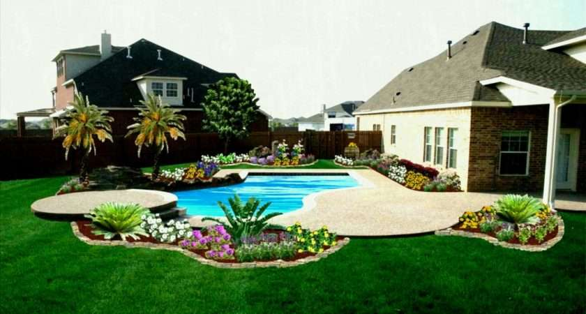 Best Hall Designs Plants Exterior Modern Landscaping Ideas