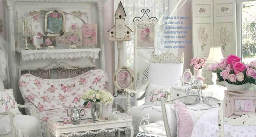 Best Ideas Create Shabby Chic Interior Design