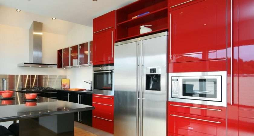 Best Ideas Modern Kitchen Cabinets