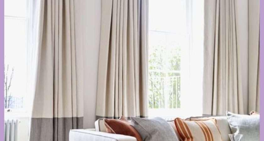 Best Ideas Modern Living Room Curtains