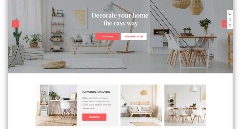 Best Interior Design WordPress Themes Colorlib