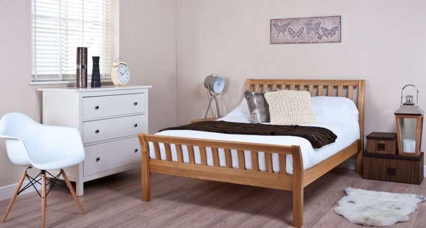 Best King Oak Bed Frame Prices Beds