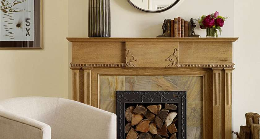 Best Mantel Decorating Ideas Fabulous Fireplace