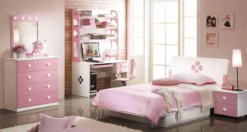 Best Modern Pink Girls Bedroom Theydesign