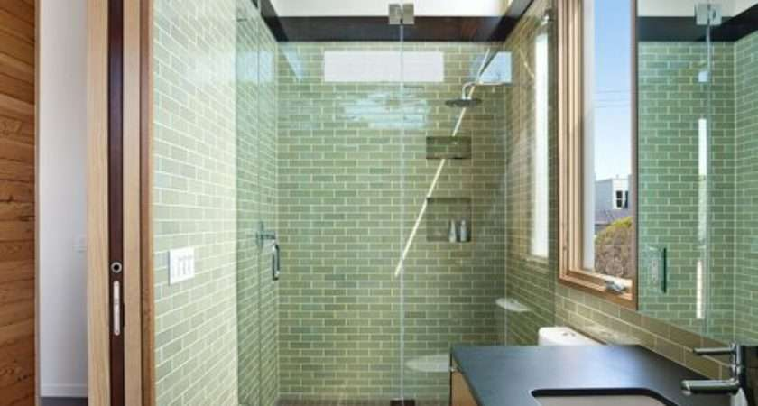 Best Narrow Bathroom Design Ideas Remodel Houzz