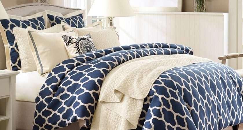 Best Navy Blue Comforter Sets Ideas Pinterest