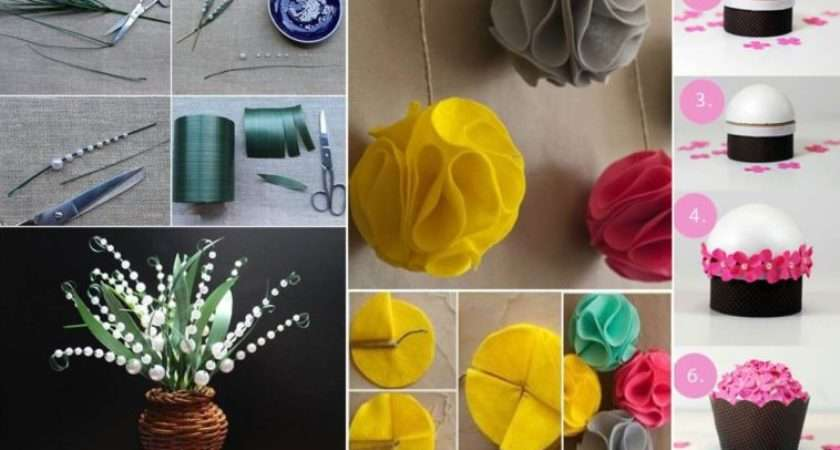 Best Out Waste Diy Creative Craft Ideas Step