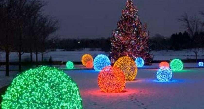 Best Outdoor Christmas Lighting Ideas