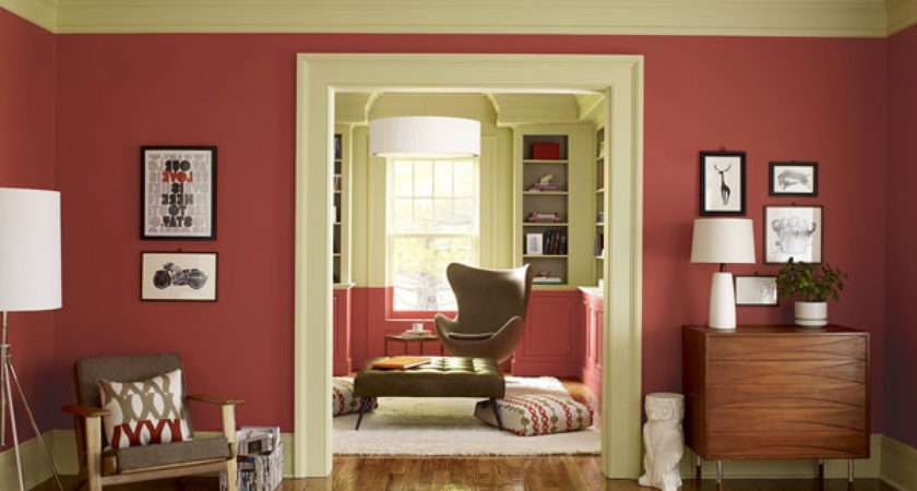 Best Paint Color Hall Wall Home Combo