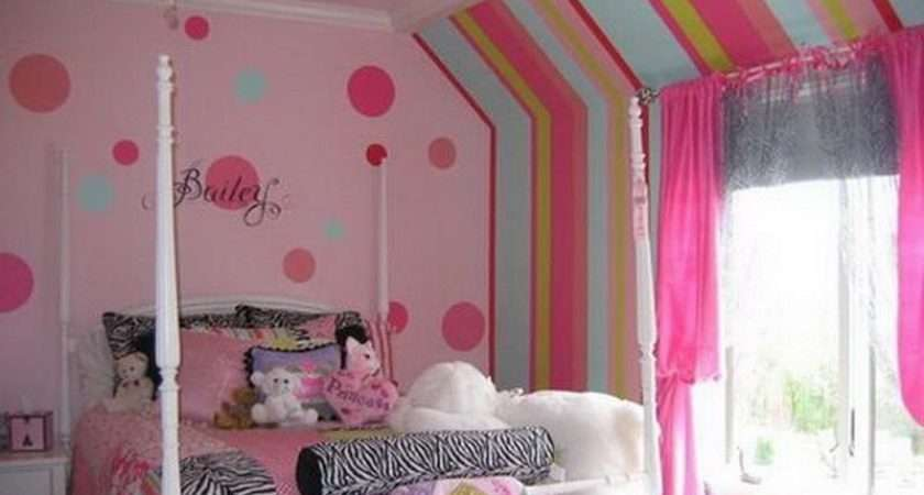 Best Paint Girls Room Ideas Home Interior Design