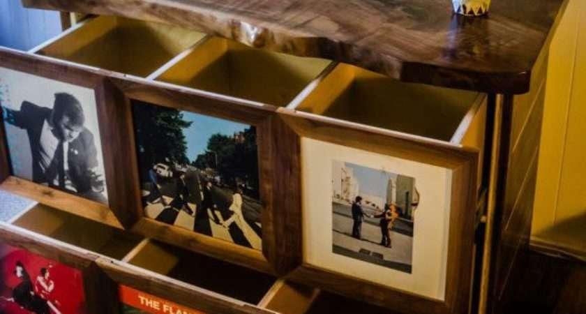 Best Record Storage Pinterest Vinyls