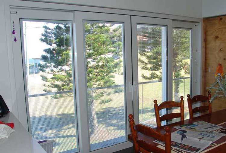 Best Selling Horizontal Roller Blinds Between Insulated Glass