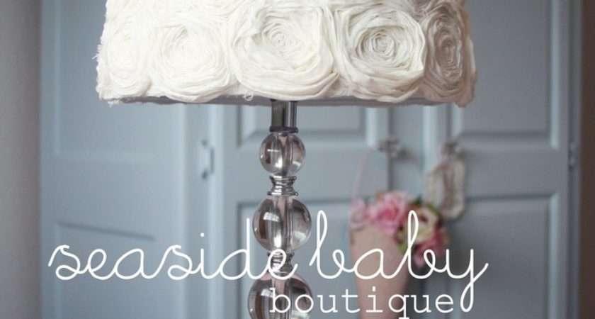 Best Shabby Chic Lamps Pinterest