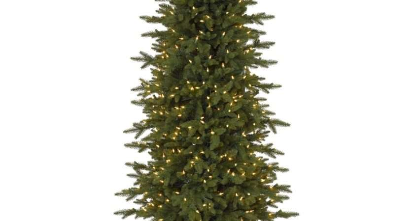 Best Slim Pre Lit Christmas Trees Clearance Top